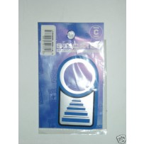 Universal Blue Small Keyhole Scratch Protector Stickies Self Adhesive