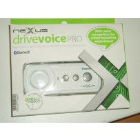 Brand New Nexus Drivevoice Pro With Voice Recognition True Handsfree Experience