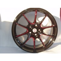 "18"" Click 66 Alloy Wheels for Audi A3 TT A6 Volkswagen Golf MK 5 & 6"